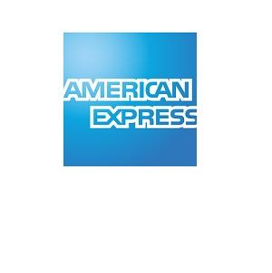 Logo menant au site de AmEx