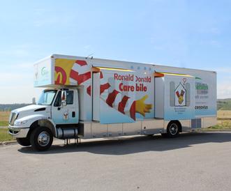 Première Clinique mobile, 2012