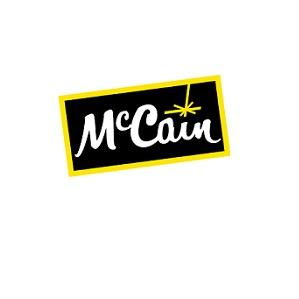 Logo link to McCain