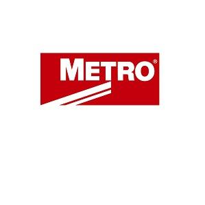 Logo menant au site de Metro
