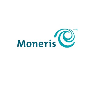 Logo menant au site de Moneris