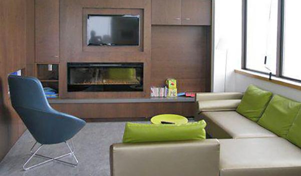 Ronald Mcdonald House Family Room Ottawa
