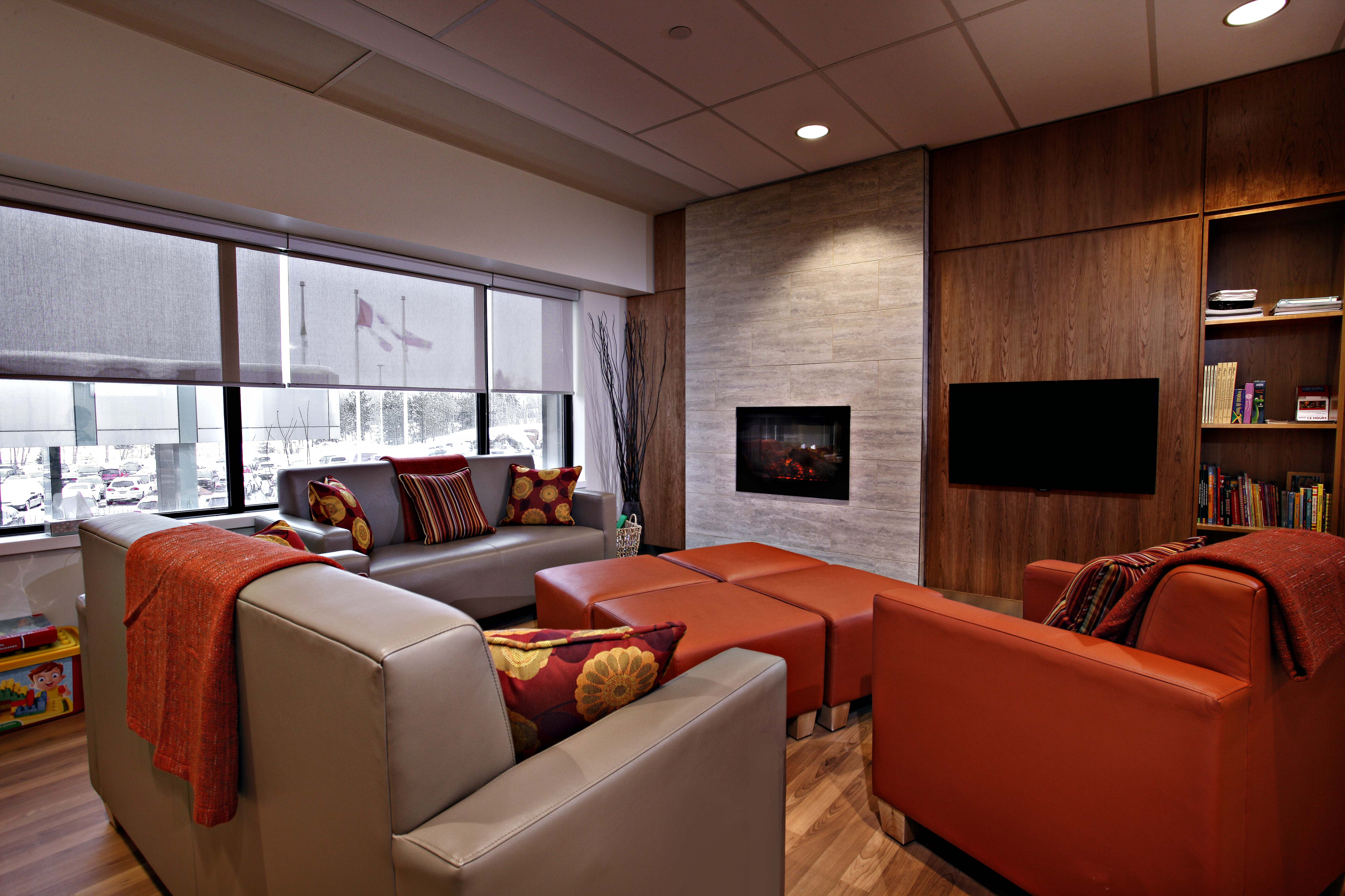 Sudbury welcomes canada s 16th ronald mcdonald family room for Ronald mcdonald family room