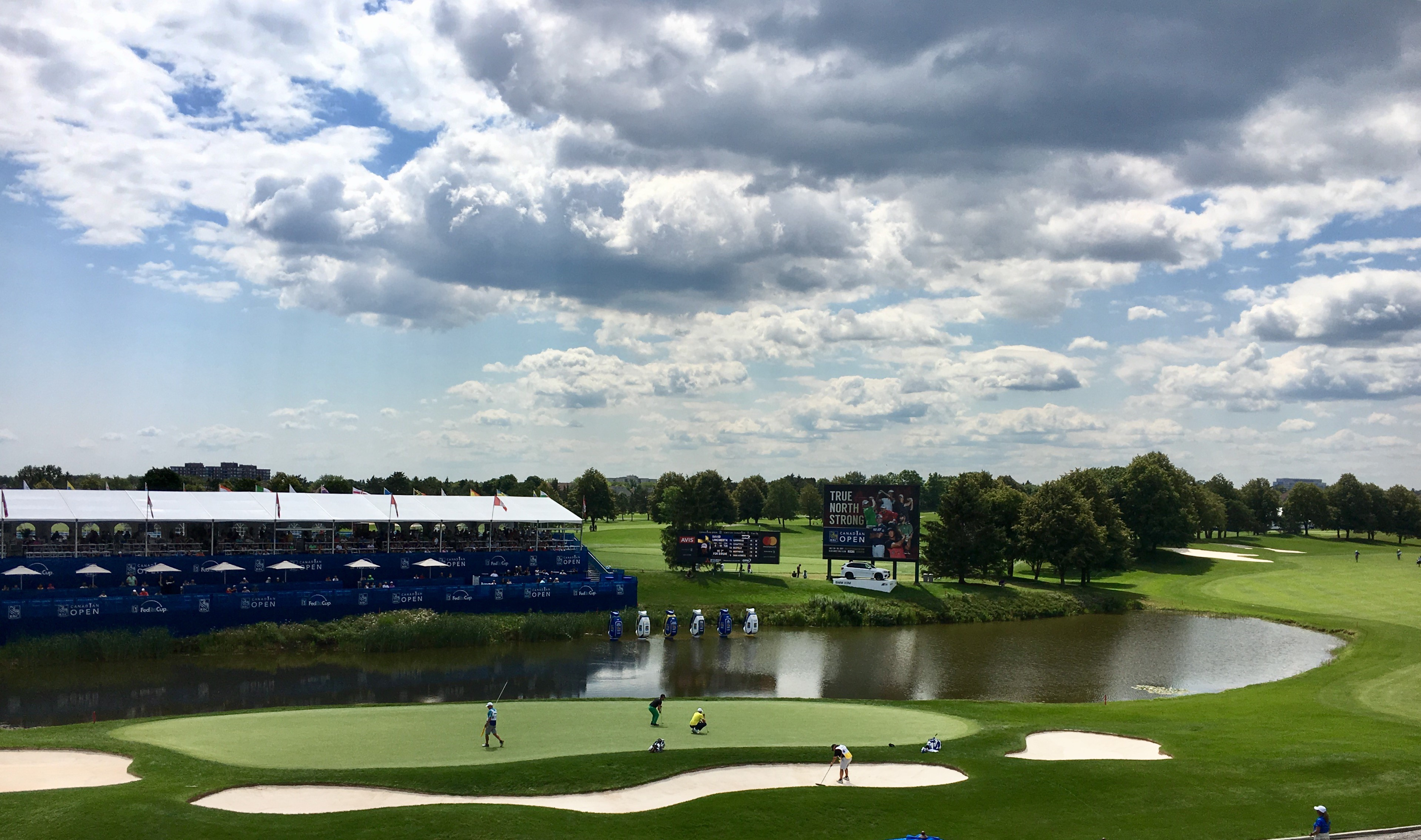 Glen Abbey Golf Course