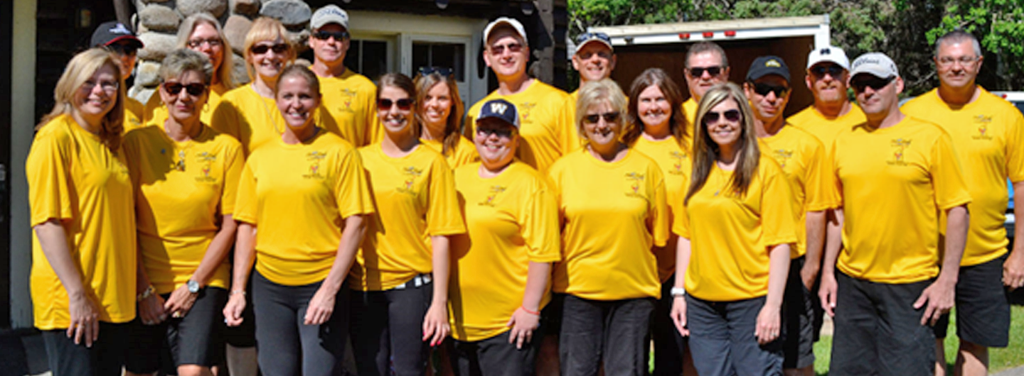 McCain Golf Classic Fundraising Team