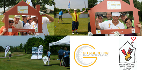 George Cohan RMHC Golf Classic Images